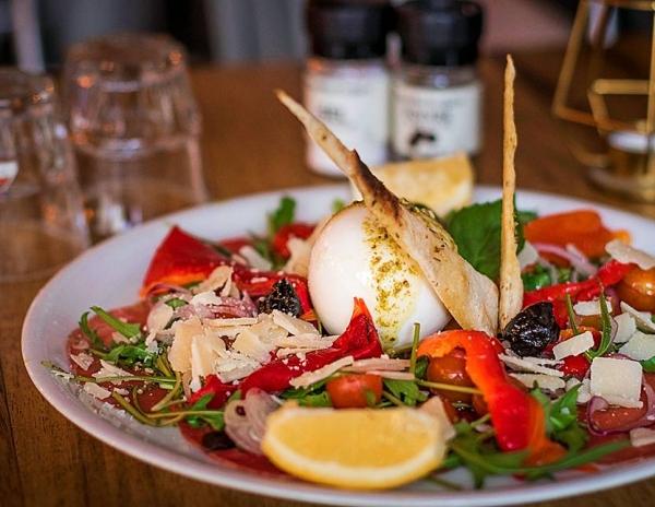 Le Restaurant - Casa Di Giorgio Montpellier